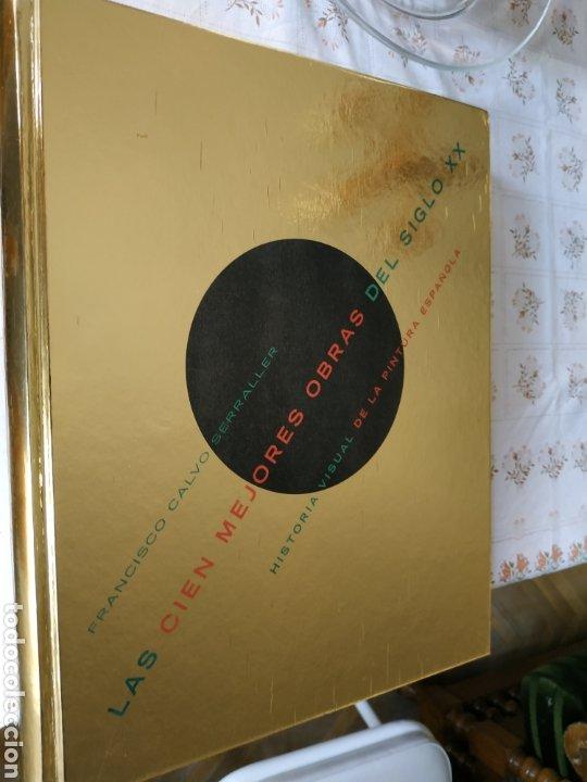 LAS 100 MEJORES OBRAS DEL SIGLO XX. HISTORIA VISUAL DE LA PINTURA FRANCISCO CALVO SERRALLER. (Libros Nuevos - Bellas Artes, ocio y coleccionismo - Pintura)