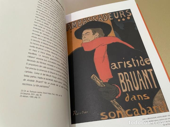 Libros: LIBRO PRECINTADO TOULOUSE LAUTREC EL ORIGEN DEL CARTEL MODERNO 214 PAGINAS - Foto 3 - 242931715