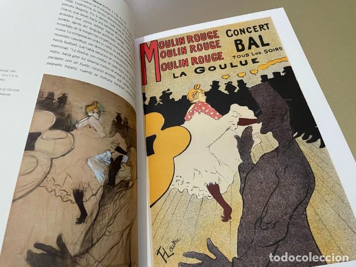 Libros: LIBRO PRECINTADO TOULOUSE LAUTREC EL ORIGEN DEL CARTEL MODERNO 214 PAGINAS - Foto 4 - 242931715