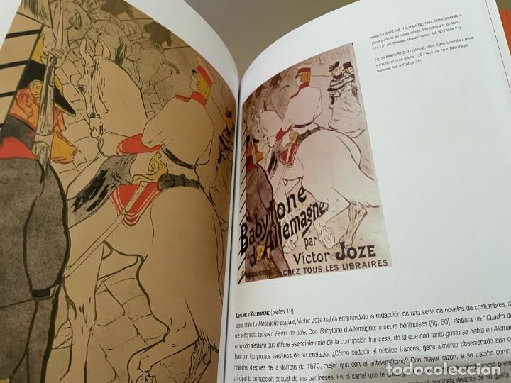 Libros: LIBRO PRECINTADO TOULOUSE LAUTREC EL ORIGEN DEL CARTEL MODERNO 214 PAGINAS - Foto 5 - 242931715