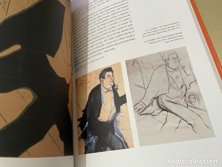 Libros: LIBRO PRECINTADO TOULOUSE LAUTREC EL ORIGEN DEL CARTEL MODERNO 214 PAGINAS - Foto 6 - 242931715