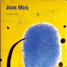 Libros: JOAN MIRÓ. ROSA MARÍA MALET. POLÍGRAFA. 2005. RETRACTILADO.. Lote 243226795
