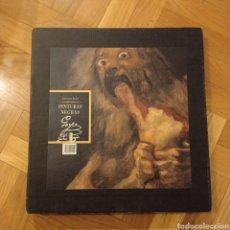 Libros: PINTURAS NEGRA DE GOYA. VALERIANO BOZAL.. Lote 243234390