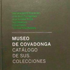 Libros: LIBRO CON HISTORIA DE COVADONGA Y CATÁLOGO DE SU MUSEO. ASTURIAS, OVIEDO, GIJON, AVILÉS, ENVÍO A ES. Lote 245739580