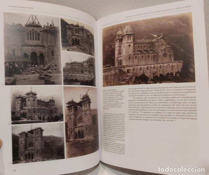 Libros: LIBRO CON HISTORIA DE COVADONGA Y CATÁLOGO DE SU MUSEO. Asturias, Oviedo, Gijon, Avilés, envío a Es - Foto 2 - 245739580