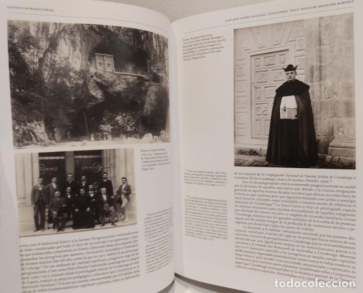 Libros: LIBRO CON HISTORIA DE COVADONGA Y CATÁLOGO DE SU MUSEO. Asturias, Oviedo, Gijon, Avilés, envío a Es - Foto 3 - 245739580