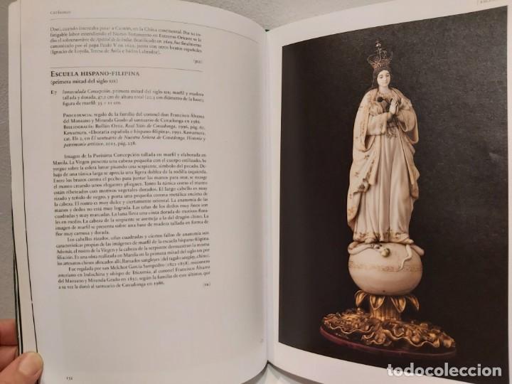 Libros: LIBRO CON HISTORIA DE COVADONGA Y CATÁLOGO DE SU MUSEO. Asturias, Oviedo, Gijon, Avilés, envío a Es - Foto 4 - 245739580
