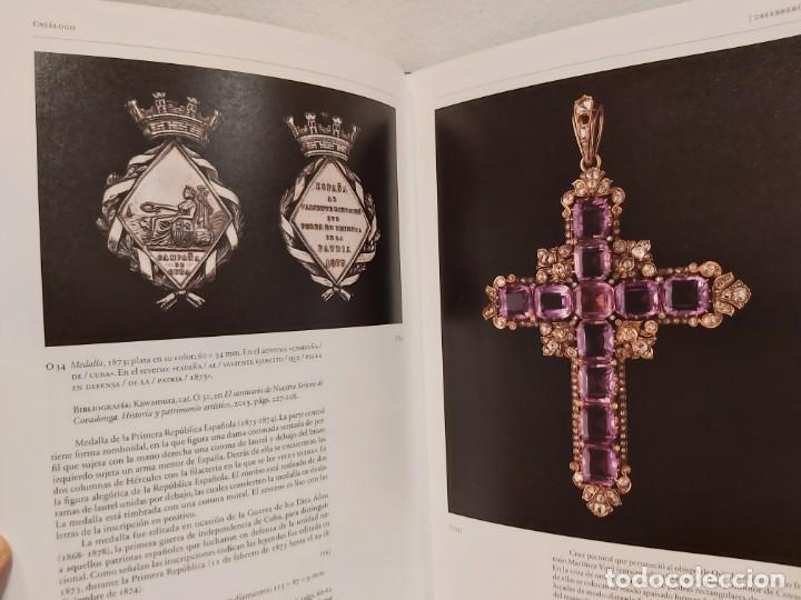 Libros: LIBRO CON HISTORIA DE COVADONGA Y CATÁLOGO DE SU MUSEO. Asturias, Oviedo, Gijon, Avilés, envío a Es - Foto 6 - 245739580