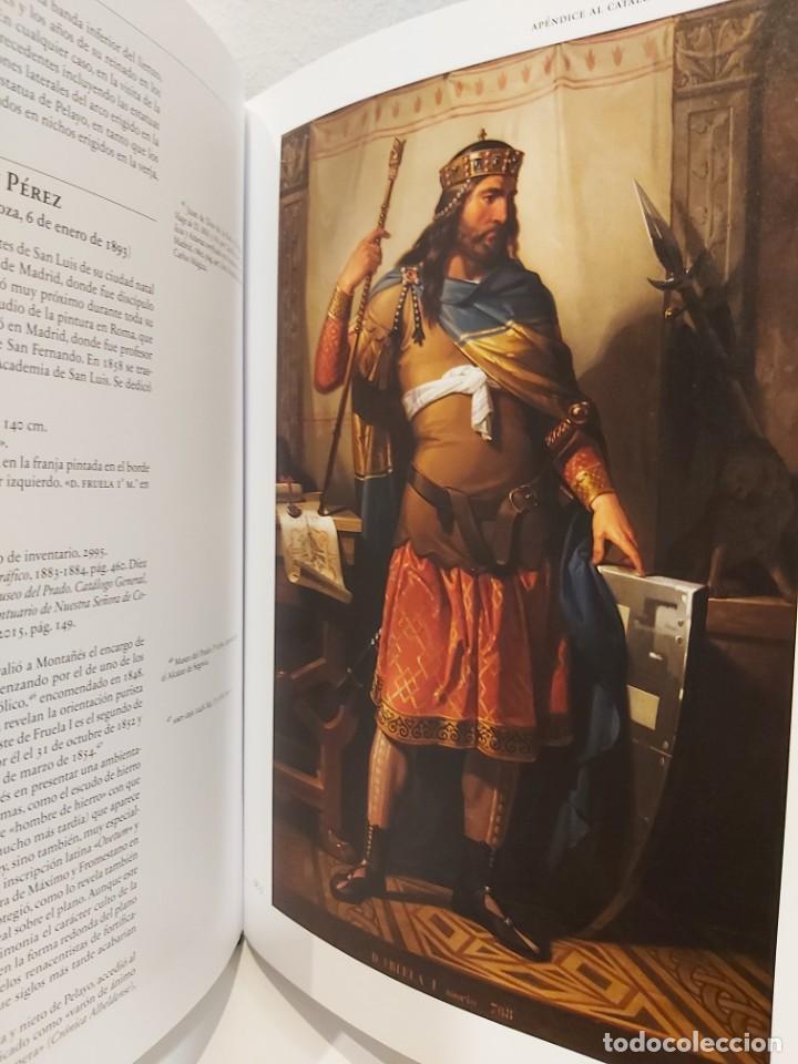 Libros: LIBRO CON HISTORIA DE COVADONGA Y CATÁLOGO DE SU MUSEO. Asturias, Oviedo, Gijon, Avilés, envío a Es - Foto 9 - 245739580
