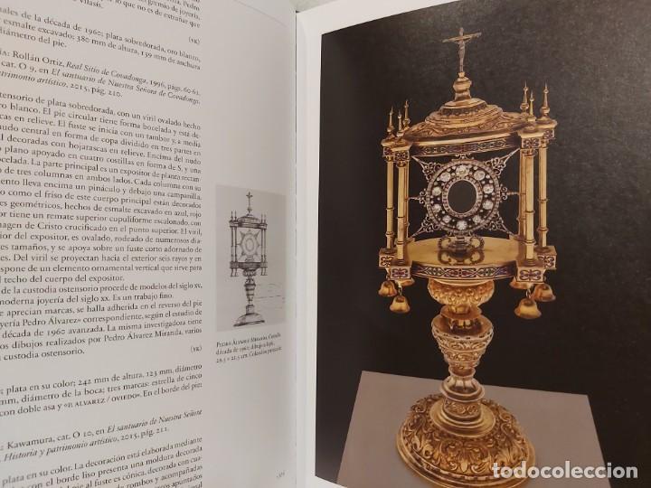 Libros: LIBRO CON HISTORIA DE COVADONGA Y CATÁLOGO DE SU MUSEO. Asturias, Oviedo, Gijon, Avilés, envío a Es - Foto 10 - 245739580