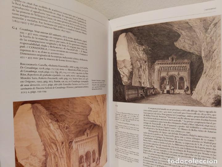 Libros: LIBRO CON HISTORIA DE COVADONGA Y CATÁLOGO DE SU MUSEO. Asturias, Oviedo, Gijon, Avilés, envío a Es - Foto 11 - 245739580