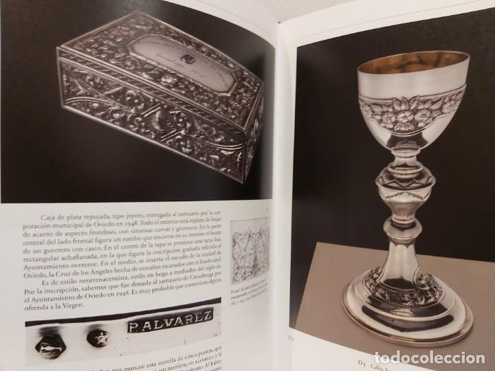 Libros: LIBRO CON HISTORIA DE COVADONGA Y CATÁLOGO DE SU MUSEO. Asturias, Oviedo, Gijon, Avilés, envío a Es - Foto 13 - 245739580