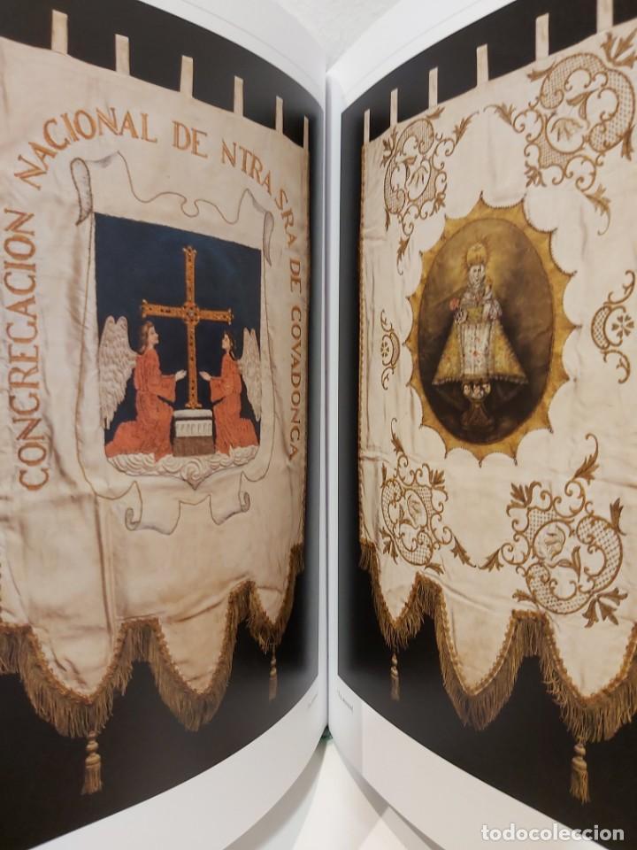 Libros: LIBRO CON HISTORIA DE COVADONGA Y CATÁLOGO DE SU MUSEO. Asturias, Oviedo, Gijon, Avilés, envío a Es - Foto 16 - 245739580
