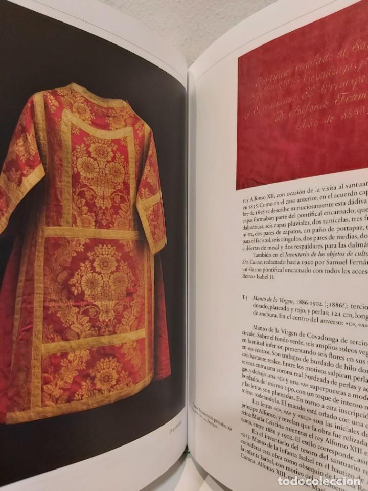 Libros: LIBRO CON HISTORIA DE COVADONGA Y CATÁLOGO DE SU MUSEO. Asturias, Oviedo, Gijon, Avilés, envío a Es - Foto 17 - 245739580