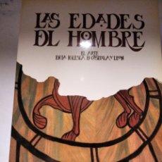 Libros: LAS EDADES DEL HOMBRE. EL ARTE EN LAS IGLESIAS DE CASTILLA Y LEÓN. 1988.. Lote 246169425