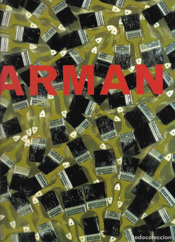 ARMAN (Libros Nuevos - Bellas Artes, ocio y coleccionismo - Pintura)