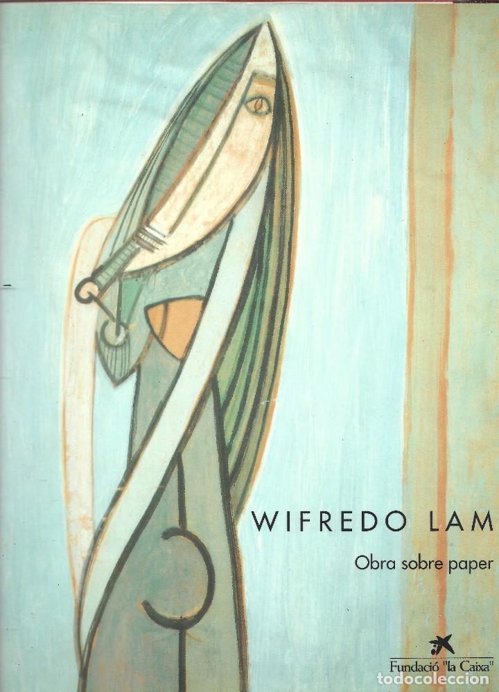 WIFREDO LAM OBRA SOBRE PAPER (Libros Nuevos - Bellas Artes, ocio y coleccionismo - Pintura)