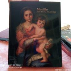 Libros: MURILLO Y SU ESTELA EN SEVILLA. Lote 250315640