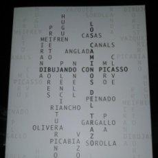 """Libros: LIBRO """"LOS CAMINOS DEL TRAZO: DIBUJANDO CON PICASSO"""". Lote 251089625"""