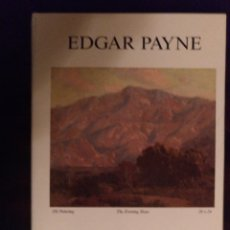 Libros: COMPOSITION OF OUTDOIR PAINTING DE EDGAR PAYNE.SIN ESTRENAR. Lote 252846335