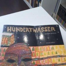 Libros: HUNDERTWASSER. TASCHEN. Lote 253644085