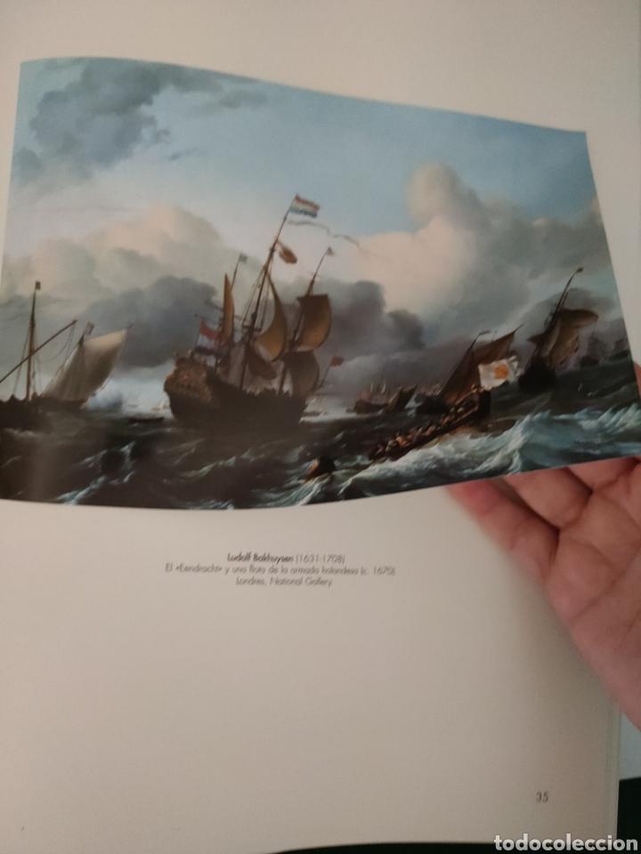 Libros: La Marina. Textos de María escribano Juan Pérez de Ayala Jiménez y Óscar Alonso Molina. 2002. - Foto 9 - 253789080