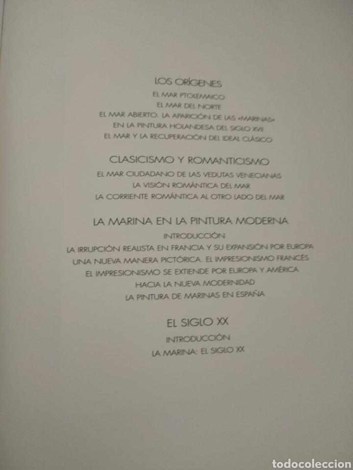 Libros: La Marina. Textos de María escribano Juan Pérez de Ayala Jiménez y Óscar Alonso Molina. 2002. - Foto 17 - 253789080