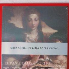 Libros: EL PAN DE LOS ÁNGELES/ PRECINTADO / COLECCIONES DE LA GALERÍA DE LOS UFFIZI. DE BOTTICELLI A LUCA GI. Lote 254607090