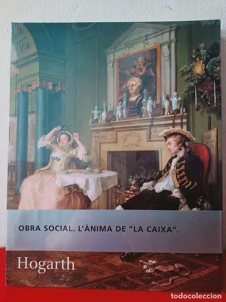 WILLIAM HOGARTH 1697 - 1764 / PRECINTADO / EDI.LA CAIXA / EDICIÓN 2007 (Libros Nuevos - Bellas Artes, ocio y coleccionismo - Pintura)