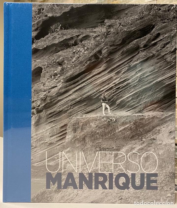 UNIVERSO MANRIQUE. CÉSAR MANRIQUE. AÑO 2019. (Libros Nuevos - Bellas Artes, ocio y coleccionismo - Pintura)