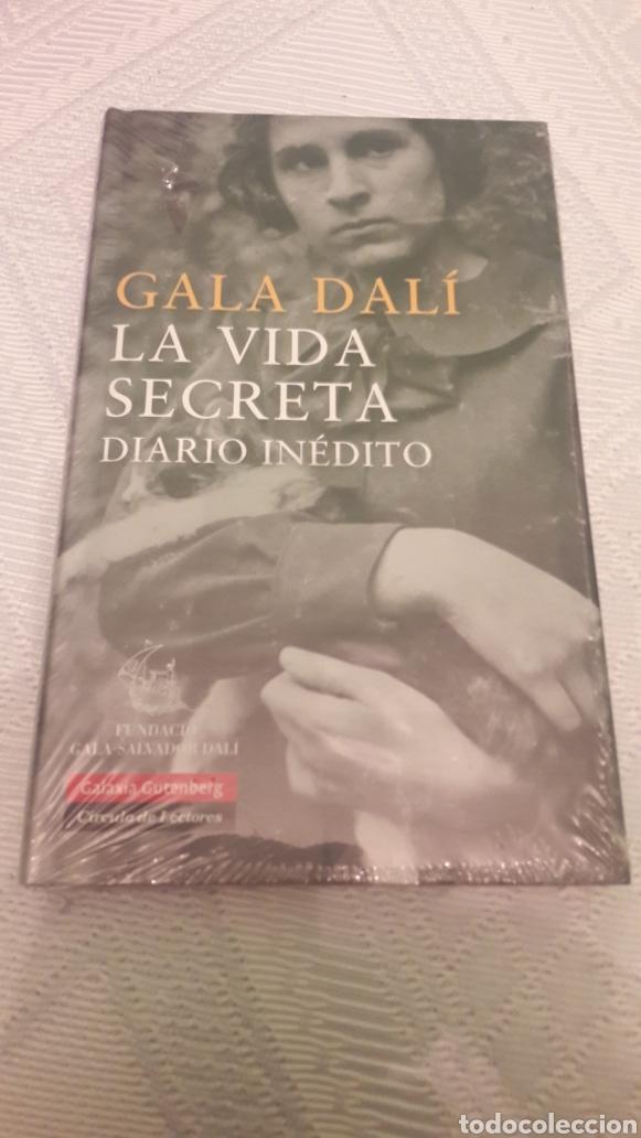 LA VIDA SECRETA-DIARIO INEDITO-GALA DALI (Libros Nuevos - Bellas Artes, ocio y coleccionismo - Pintura)