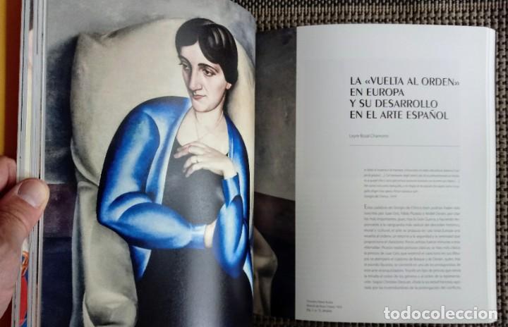 Libros: Libro CATÁLOGO RETORNO A LA BELLEZA. OBRAS MAESTRAS DEL ARTE ITALIANO DE ENTREGUERRAS. PINTURA. - Foto 2 - 257532255