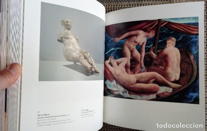 Libros: Libro CATÁLOGO RETORNO A LA BELLEZA. OBRAS MAESTRAS DEL ARTE ITALIANO DE ENTREGUERRAS. PINTURA. - Foto 4 - 257532255