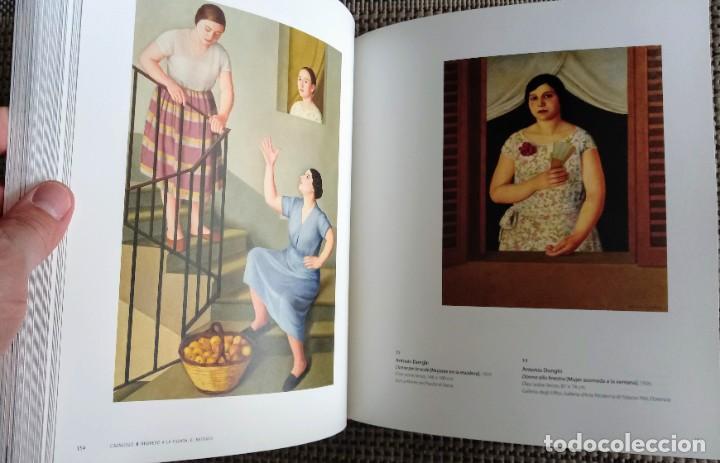 Libros: Libro CATÁLOGO RETORNO A LA BELLEZA. OBRAS MAESTRAS DEL ARTE ITALIANO DE ENTREGUERRAS. PINTURA. - Foto 5 - 257532255
