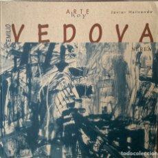 Libros: EMILIO VEDOVA. COLECCIÓN ARTE HOY. Lote 258194905