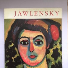 Libros: JAWLENSKY - JUAN MARCH. Lote 258785590