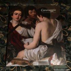 Libros: CARAVAGGIO LIBRO EDITADO POR EL MUSEO THYSSEN NUEVO. Lote 258963490