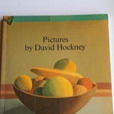 Libros: PINTURAS DE DAVID HOCKEY. Lote 261177485