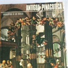 Libros: ANTIGUA PINACOTECA DE MUNICH. Lote 261183070