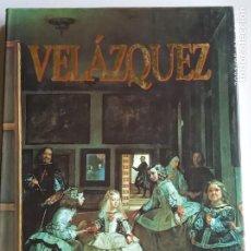 Libros: VELÁZQUEZ. Lote 261184900