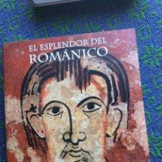 Libros: EL ESPLANDOR DEL ROMÁNICO OBRAS MAESTRAS DEL MUSEU NACIONAL D'ART DE CATALUNYA. Lote 261263525