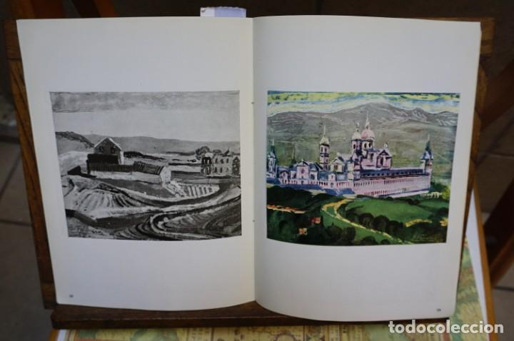 Libros: benjamin palencia,una ilustracion en color y 27 en negro. - Foto 2 - 261365190