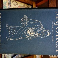 Libros: CARON FRANCIS. MAJORCA,THE DIARY OF A PAINTER.WITH 100 ILLUSTRATIONS.. Lote 261519490