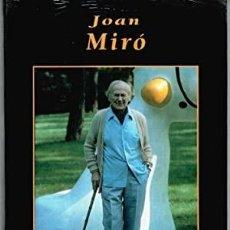 Libros: MARGARITA WITT - JOAN MIRÓ. Lote 262520775