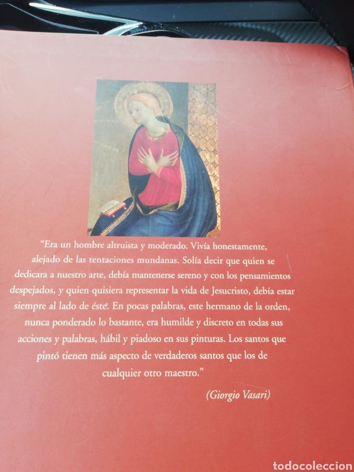 Libros: Fra angelico. Grandes maestros del arte italiano - Foto 2 - 262778745