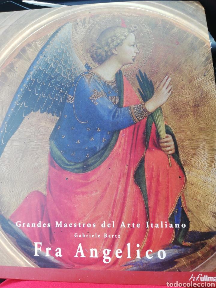 FRA ANGELICO. GRANDES MAESTROS DEL ARTE ITALIANO (Libros Nuevos - Bellas Artes, ocio y coleccionismo - Pintura)