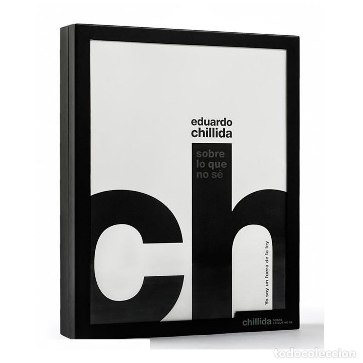 Libros: CHILLIDA - SOBRE LO QUE NO SE - ARTIKA - 2009 - Foto 4 - 262940775