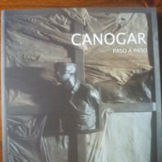 Libros: CATALOGO RAFAEL CANOGAR. Lote 263052320