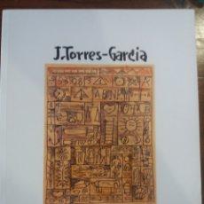 Libros: CATALOGO J.TORRES GARCIA. Lote 263063425