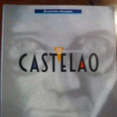 Libros: CATALOGO 50 ANIVERSARIO CASTELAO. Lote 263067520